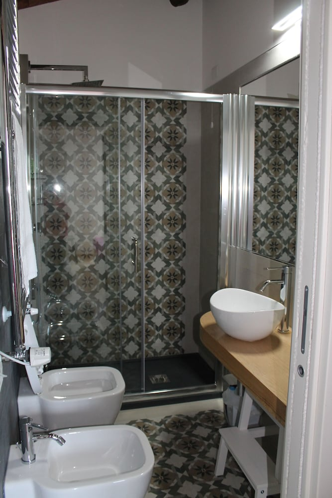 Bathroom, Country House Erba Regina