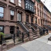 Luxurious 5 Floor Harlem Townhouse With Elevator, Private Garden