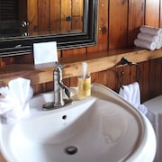 Lavabo en el cuarto de baño
