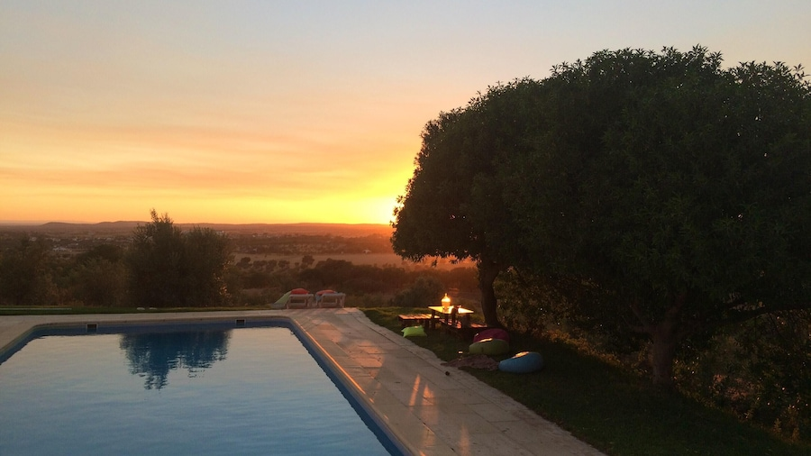 Villa With 3 Bedrooms in Vila Nova da Baronia, With Wonderful Mountain View, Private Pool, Furnished Garden