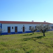 House With 4 Bedrooms in Vidigueira, With Wonderful Mountain View and Furnished Terrace