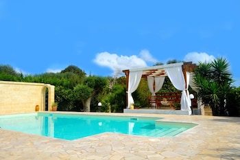 Villa With 3 Bedrooms in San Vito dei Normanni, With Private Pool, Furnished Balcony and Wifi - 7 km From the Beach