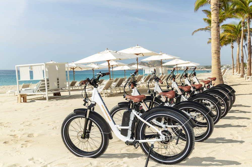 Bicycling, Garza Blanca Resort & Spa Los Cabos