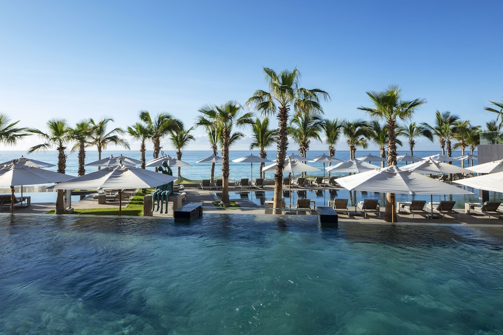 Outdoor Pool, Garza Blanca Resort & Spa Los Cabos