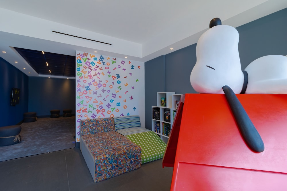 Children's Play Area - Indoor, Garza Blanca Resort & Spa Los Cabos