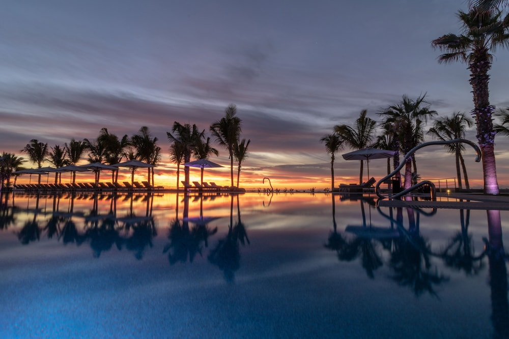 Infinity Pool, Garza Blanca Resort & Spa Los Cabos