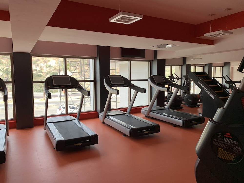 Fitness Facility, Garza Blanca Resort & Spa Los Cabos