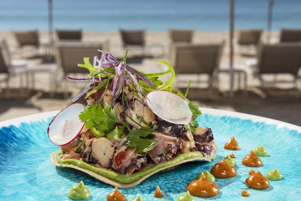 Food and Drink, Garza Blanca Resort & Spa Los Cabos
