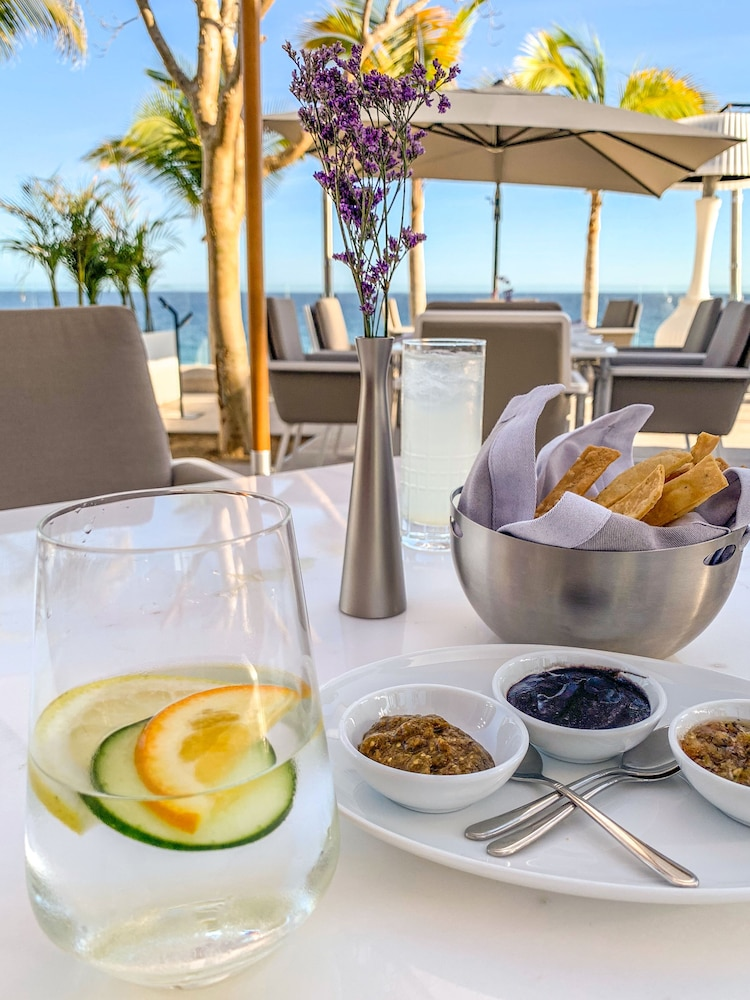 Outdoor Dining, Garza Blanca Resort & Spa Los Cabos