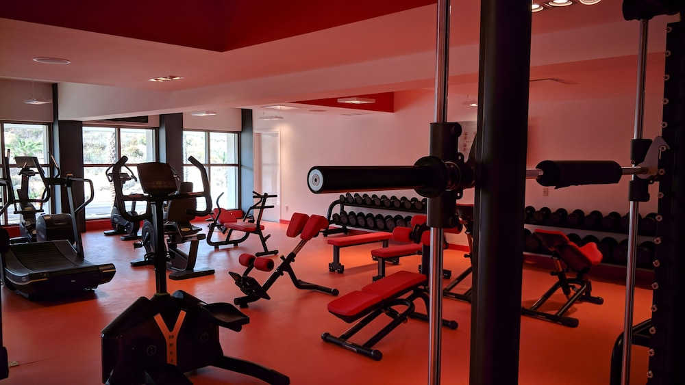 Gym, Garza Blanca Resort & Spa Los Cabos