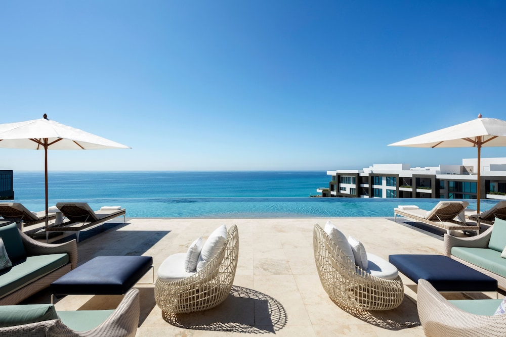 Rooftop Pool, Garza Blanca Resort & Spa Los Cabos