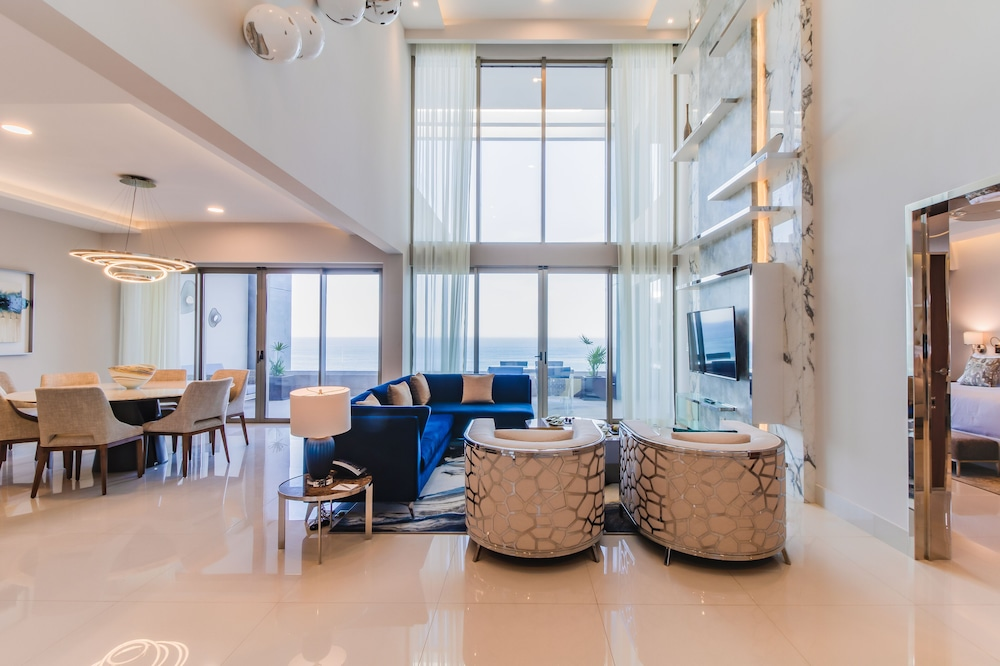Lobby Sitting Area, Garza Blanca Resort & Spa Los Cabos