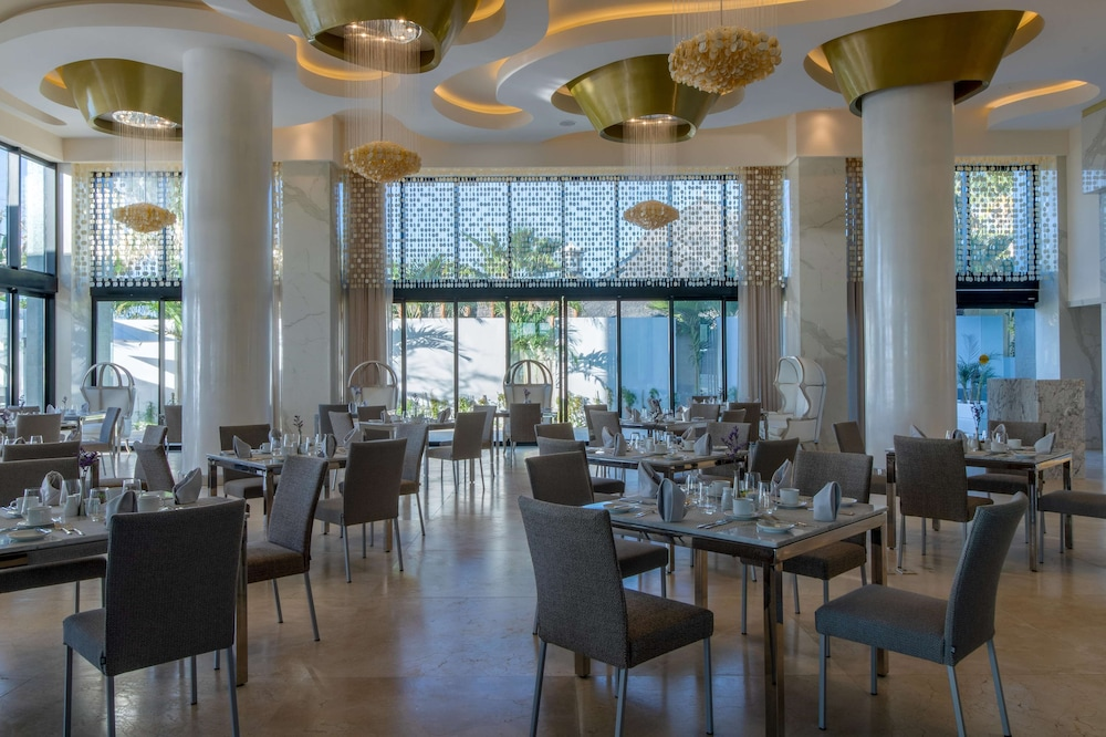 Restaurant, Garza Blanca Resort & Spa Los Cabos