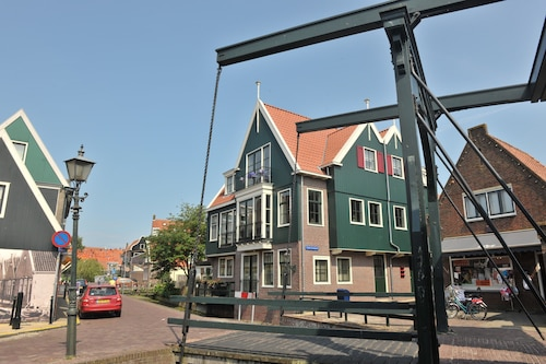 Luxury Apartment in the Heart of the Center of Volendam 30 Meters From the Harbor