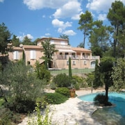 Luxury Villa IN THE Heart OF Green Provence IN Oasis OF Greenery
