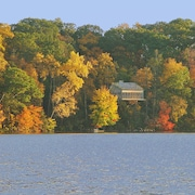 Private Beautiful Setting, Lyme's Best Kept Secret, Swim, Boat, Fish, Hike