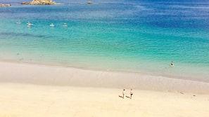 Ubicación a pie de playa y buceo con tubo