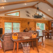 River Wilderness Is Your Log Cabin Dream in Western North Carolina