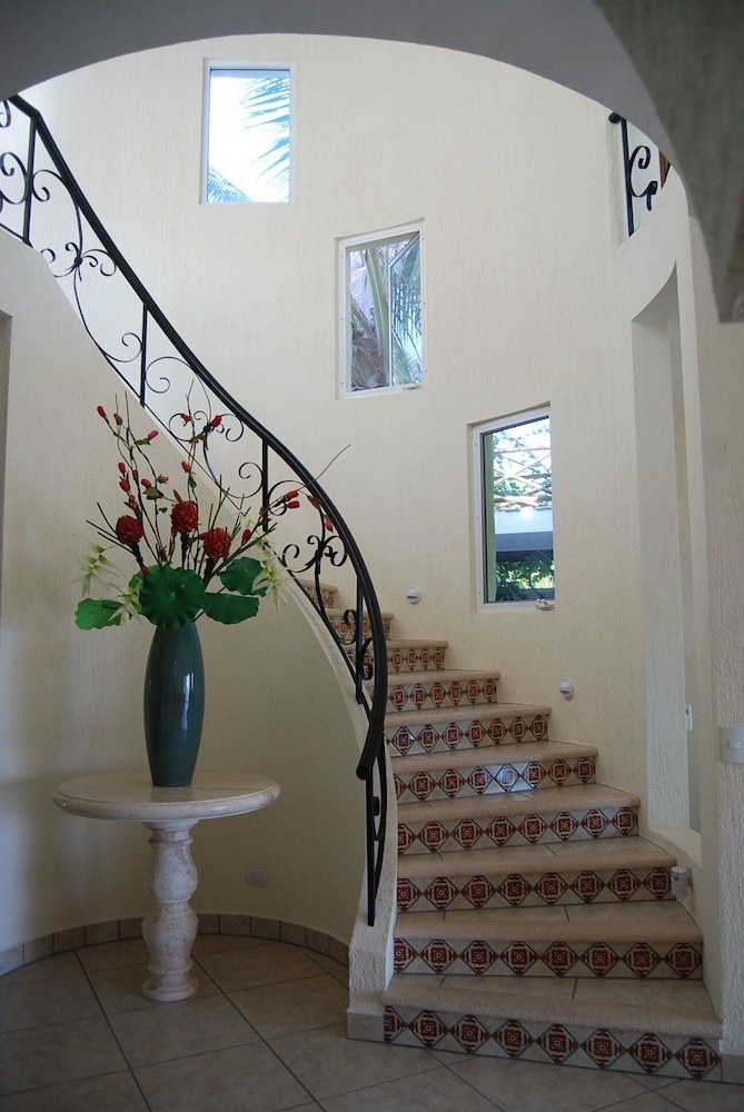 Interior, Luxury Beachfront 3 Bedroom House With Casita