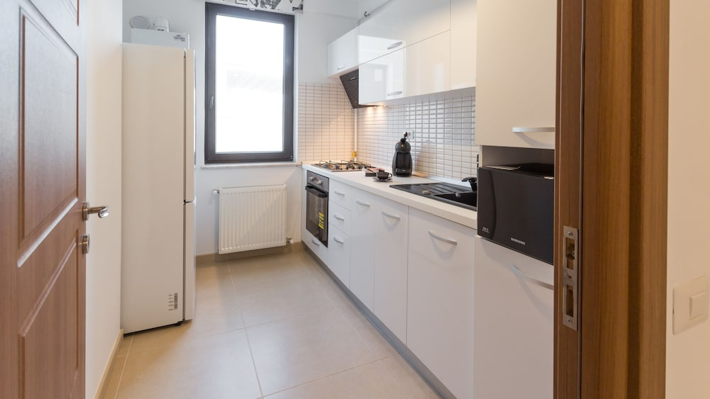 Private Kitchenette, Deluxe Nicolle Solid Residence Mamaia