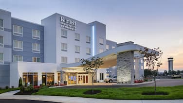 Fairfield Inn & Suites by Marriott Harrisburg International Airport