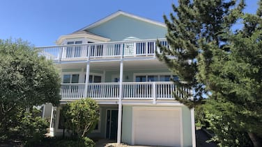 Large Family House steps from Lewes Beach