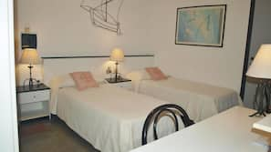 Minibar, blackout curtains, cots/infant beds, free WiFi
