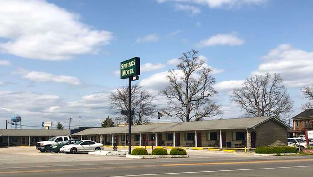 Featured Image, Springs Motel KY