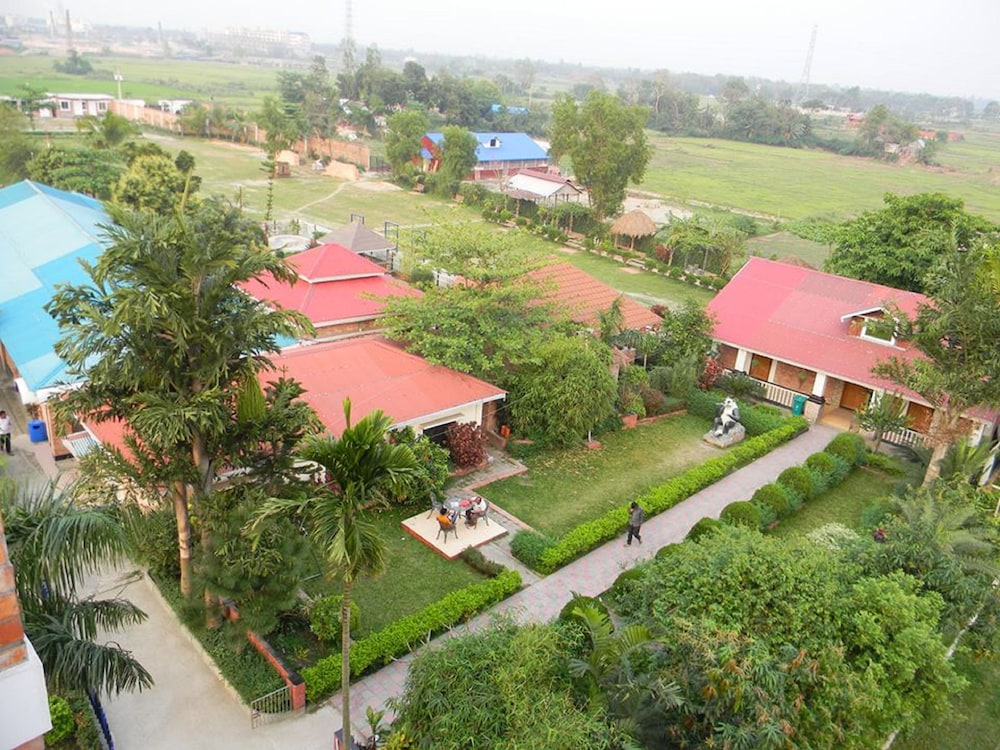 View from Property, Shaira Garden Resorts