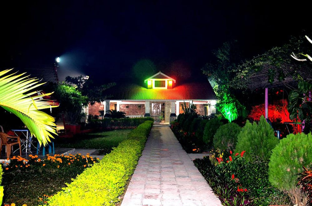 Property Entrance, Shaira Garden Resorts