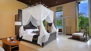 2 Schlafzimmer, Babybetten, Internetzugang, Bettwäsche