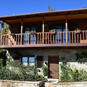 House With 2 Bedrooms in Celorico de Basto, With Wonderful Mountain View, Enclosed Garden and Wifi