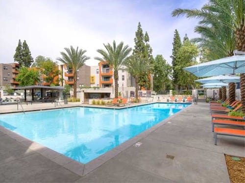 Check Expedia for Availability of Global Luxury Suites at Studio City