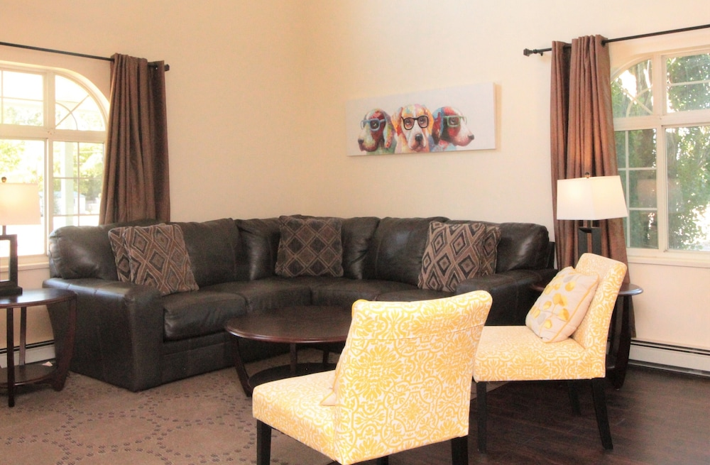 Living Room, Totally Remodeled- All New Furnishings- Backs to Golf Course- Great Base Camp