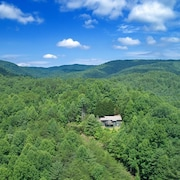 Heavenly Hollow- Escape To The Perfect Mountain Getaway!! Secluded/ Pet Friendly