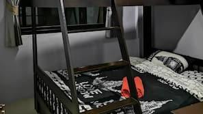 遮光窗帘、熨斗/熨衣板、折叠床/加床(额外收费)、免费 WiFi