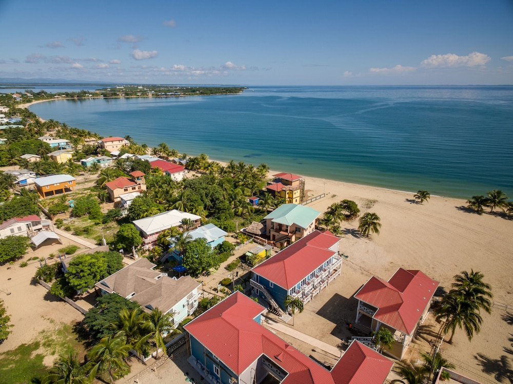 Aerial View, Brisa Oceano Resort