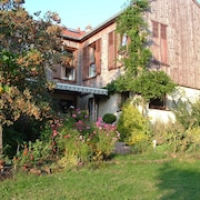 Very Pleasant Well Equipped Gîte for 12 in the Heart of the Northern Vosges