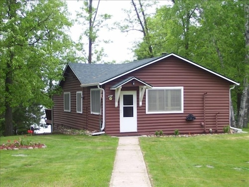 Cozy Cabin Vacation Rental On South Long Lake Brainerd Mn