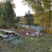 Private 8 Acre Riverfront Retreat Only 5 Minutes to Downtown Durango!