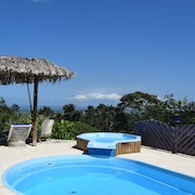 Spacious Villa With Stunning sea Views in the Heart of the Forest