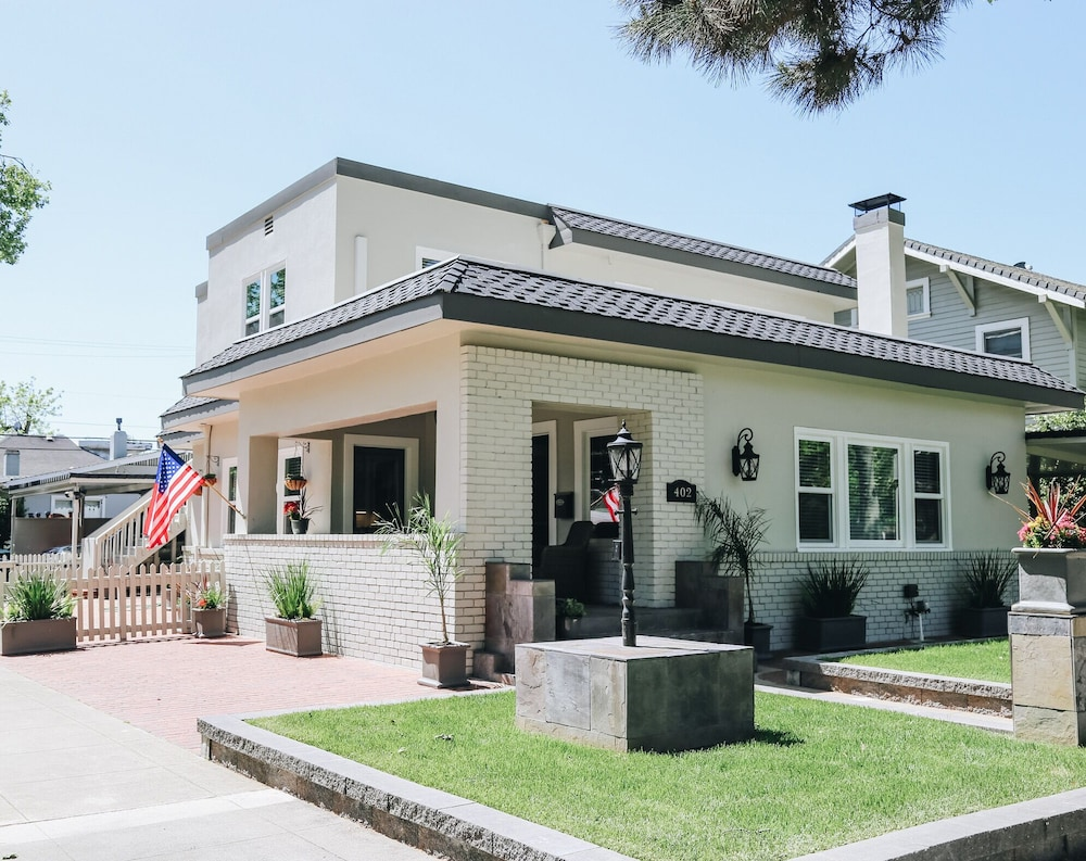 Beautiful Renovated Downtown Lodi Home Two Blocks From Wine