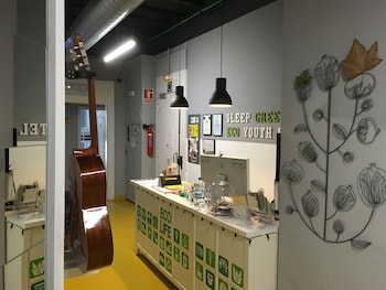 Sleep Green - Certified Eco Youth Hostel Barcelona