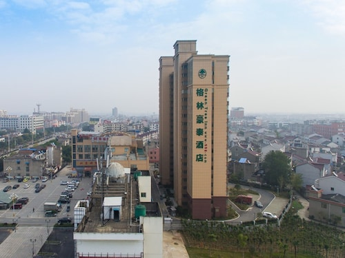 GreenTree Inn Maanshan Hanshan District Jiuwu Square Hotel