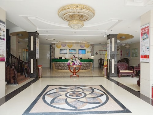GreenTree Alliance Bozhou Mengcheng County West Zhouyuan Road Jiuzhou Hotel