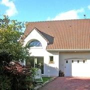 House With 3 Bedrooms in Agon-coutainville, With Furnished Garden and Wifi - 800 m From the Beach