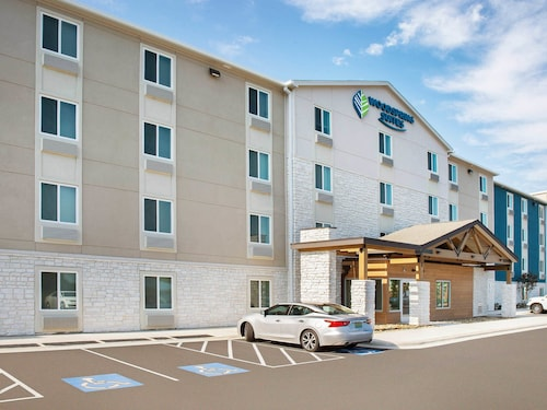 WoodSpring Suites Charlotte Northlake