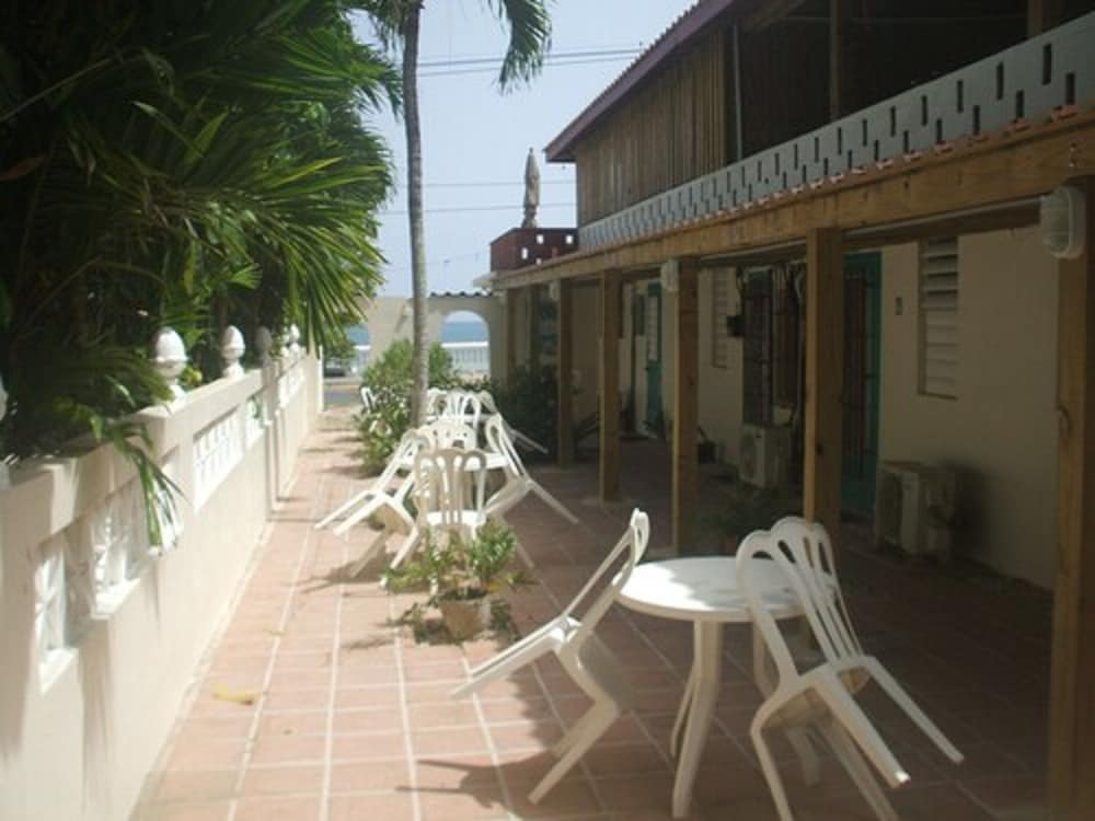 Terrace/Patio, Trade Winds Guesthouse