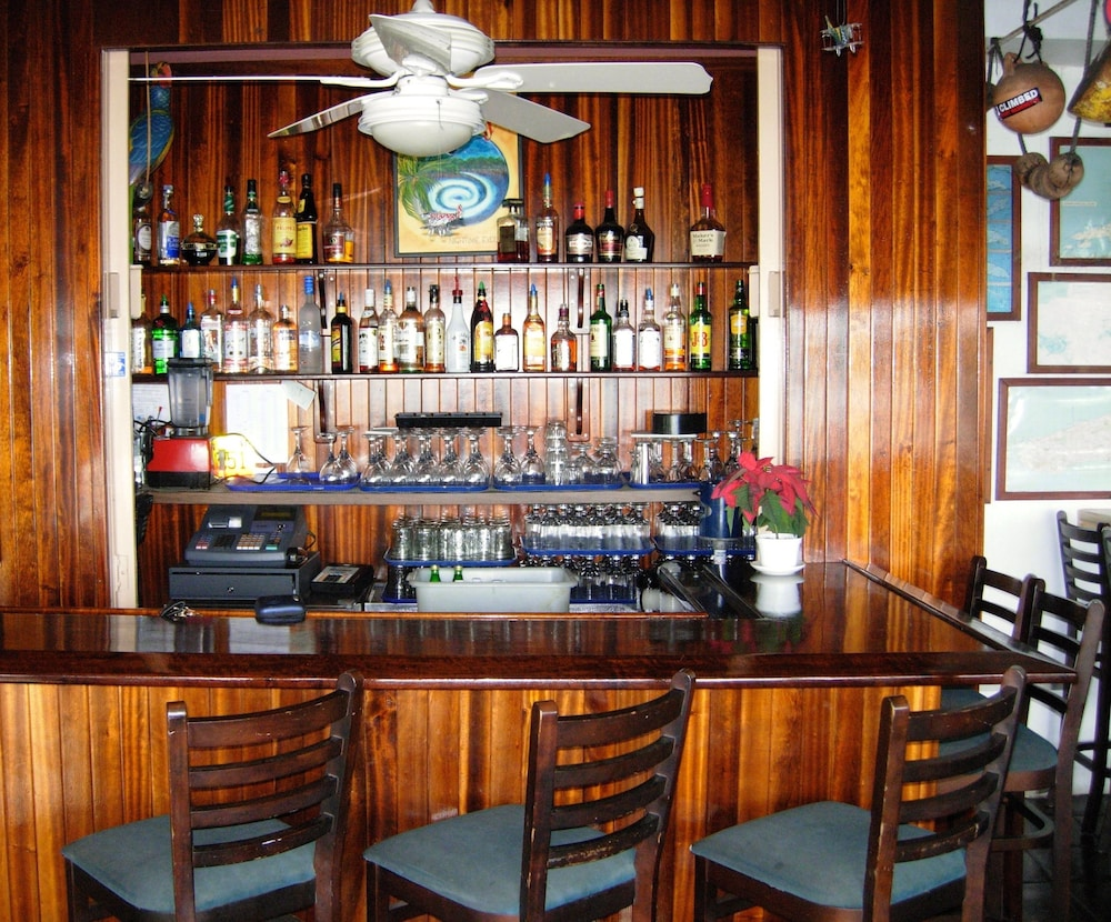 Bar, Trade Winds Guesthouse