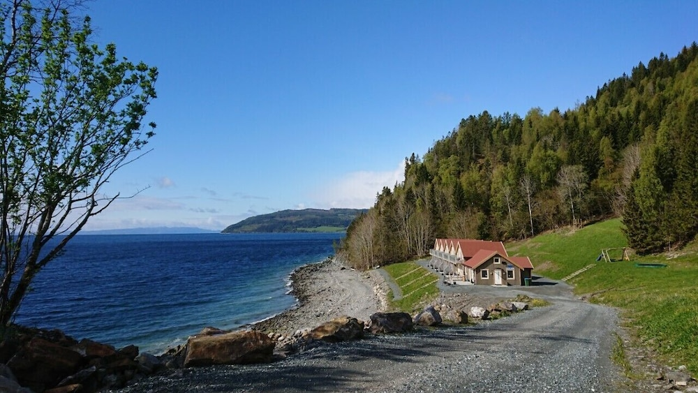 Featured Image, Hjellup Fjordbo, House 5 - Fantastic Fjord View!